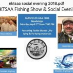 NKTSAA – Fishing Show & Social Evening : 7th April 2018