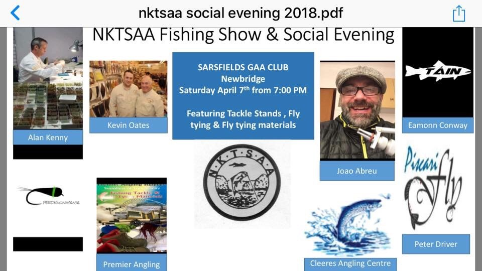 7th April Fishing Show